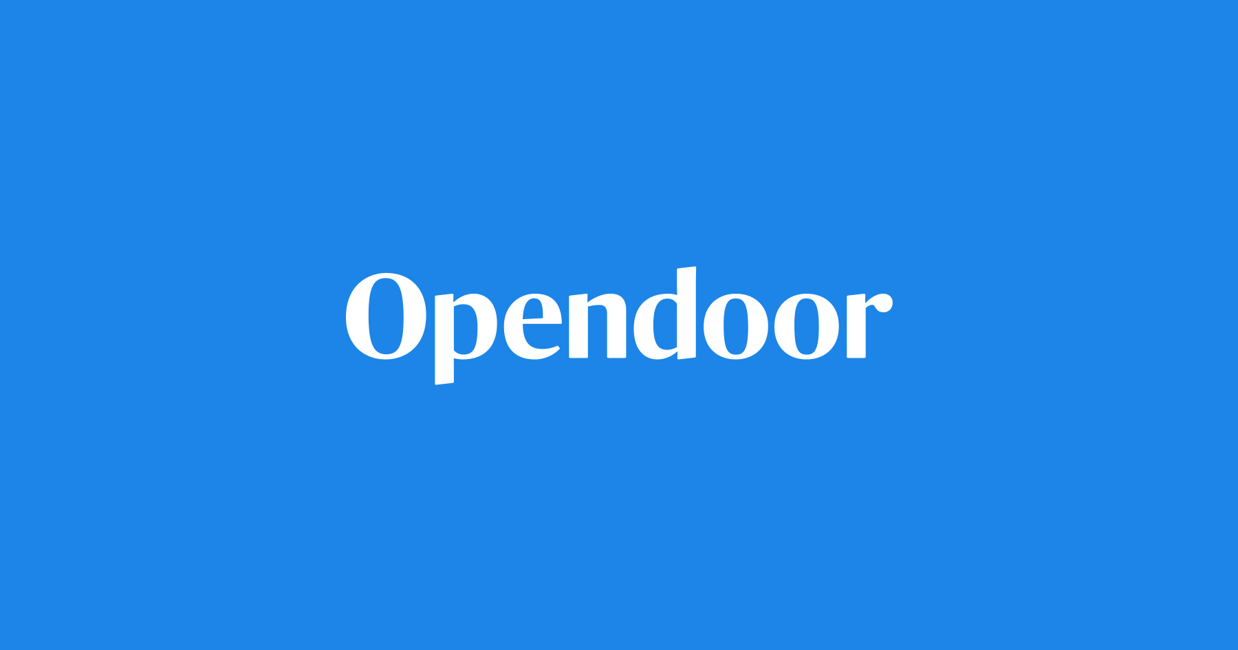 sc 1 st  Opendoor & Opendoor | Careers u0026 Job Opportunities